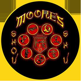 Moore's Martial Arts Logo