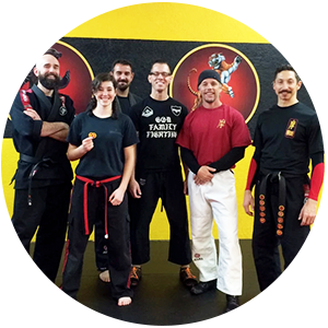 Martial Arts Moore's Martial Arts Adult Programs